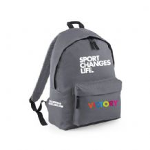 Sport Changes Life Backpack
